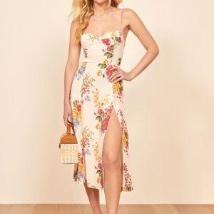 🌟new Reformation Juliette Dress size 8